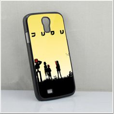 FLCL Fooly Samsung Galaxy S4 I9500 Case Cover