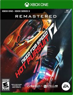 Need for Speed: Hot Pursuit Remastered High Performance Cars, Need For Speed, Heart Pump, Xbox One Games, Nintendo Games, Electronic Art, Mountain Dew, Cool Things To Buy, Pumping