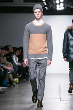 Ovadia & Sons, fall 2015. Click to see more runway looks. (Photo: Nowfashion)