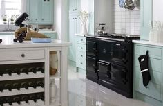 Aga or Rayburn, great for the country house