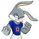 Rabbit por joselo55 - La Mascota Azul - Fotos de Cruz Azul, La galería de fotos más extensa de los aficionados a Cruz Azul. Comparte tus fotos de Cruz Azul