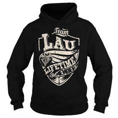 Team LAU Lifetime Member (Dragon) - Last Name, Surname T-Shirt