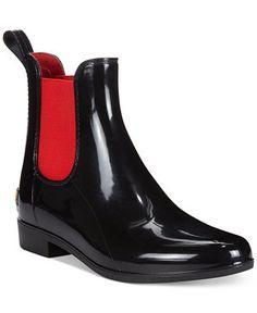 Lauren Ralph Lauren Women's Tally Short Rain Booties - Shoes - Macy's