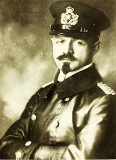 Peter Strasser (1 April 1876 – 6 August 1918) was chief commander of German Imperial Navy Zeppelins during World War I, the main force operating bombing campaigns from 1915 to 1917. He was killed when flying the war's last airship raid over Great Britain.
