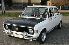 128 Rally Fiat 128, Steyr, Fast Cars, Cars And Motorcycles, Rally, Vintage Cars, Cool Cars, Classic Cars, Vehicles