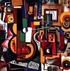 Painting 1917 Art Print by SouzaCardoso Amadeo de. Modern Art, Contemporary Art, Abstract Art Images, Art Database, Oil Painting Abstract, Art Festival, Paintings For Sale, Oil Paintings, Canvas Art Prints