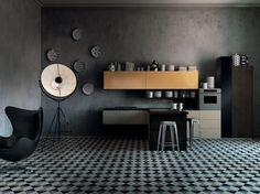 Cocina integral MILANO by Del Tongo | diseño Prospero Rasulo