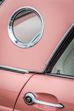 Pink Thunderbird
