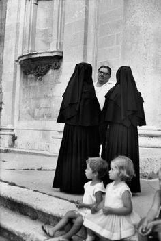 Photos of Henri Cartier-Bresson: YUGOSLAVIA. Croatia. Dubrovnik. 1965.