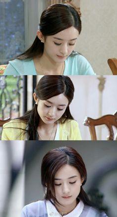 赵丽颖 Zhao Li Ying, Korean People, Cute Korean, My Idol, Chinese, Nice, Beauty, Nice France, Beauty Illustration