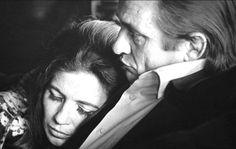 Am 12. Sept 2003 starb Johnny Cash. Wir erinnern an ihn mit einem Liebesbrief, den er an seine Frau June Carter schrieb. Cash ist eine Inspiration für uns.