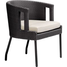 McGuire Furniture: Cab Dining Chair: BB-222ggggg