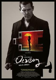 Oldboy (2013) | Caricaturesca adaptación... El antiguamente buen director Spike Lee se encarga de está adaptación americana del manga...