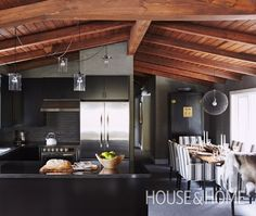 Photo Gallery: Cosy Winter Cabins | House & Home