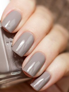 """Лаковый Адвокат: Essie """"Master Plan"""" & Dance Legend """"Blacky top"""" over pins Essie Nail Polish, Opi Nails, Nail Polish Colors, Color Nails, Taupe Nails, Neutral Nails, Pretty Nail Colors, Nail Polish Collection, Colors"""