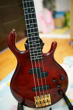 Pedulla MVP Bass   29jt I Love Bass, Music Recording Studio, Fender Vintage, Recorder Music, Guitar Collection, Acoustic Guitar, Musical Instruments, Low Life, Bass Guitars