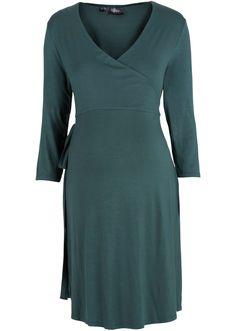 Bekijk nu:Deze zwangerschapsjurk met voedingsfunctie is ideaal voor de zwangerschap én daarna. Tijdens de zwangerschap biedt de jurk een mooie pasvorm en voldoende wijdte voor je groeiende buik. Met striklint flatteert je figuur en zorgt voor een optisch highlight.