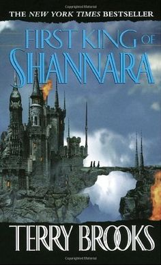 In the far future unbeknown to humankind an apocalyptic war is first king of shannara the original shannara trilogy 0 by terry brooks fandeluxe Gallery