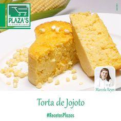 Torta de Jojoto Chf. Marcela Reyes Ingred: 12 jojotos tiernos desgranados y molidos... Ver más https://www.facebook.com/elplazas/photos/a.379922065412739.85517.145157952222486/1019928614745411/?type=3&theater