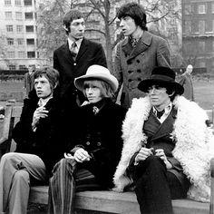 The Rolling Stones, empezando a marcar tendencias