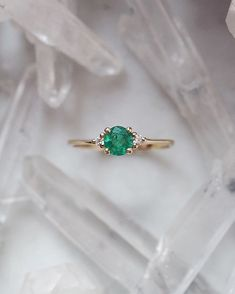 He said his family never liked her . Every time she asked to meet his family he. Unique Diamond Engagement Rings, Gold Polish, Emerald Diamond, Band Rings, Solid Gold, Wedding Rings, Stud Earrings, Jewels, Dublin Castle