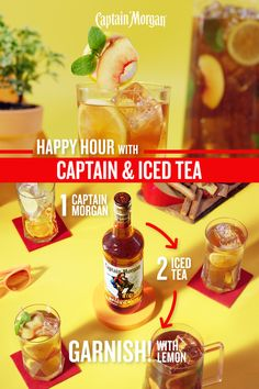 Discover Captain Morgan spiced rum recipes and learn how to mix classic and delicious rum cocktails using Original Spiced Rum, LocoNut, and CannonBlast. Cocktail Drinks, Alcoholic Drinks, Cocktails, Beverages, Dip For Beer Bread, Fudge, Beer Cheese Soups, Spiced Rum, Fresh Bread