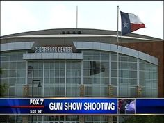 Man shoots father-in-law at gun show, Cedar Park Police say
