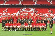 2003/04 Manchester United Squad