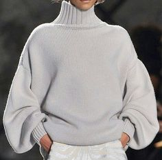 In search of the perfect turtleneck.