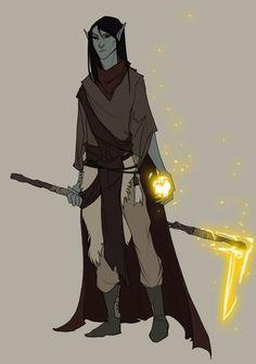 dunmer flamethrower by Shagan-fury