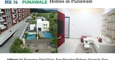 2 Bhk Residential Property at My Home Punawale near Hinjewadi and Wakad Pune