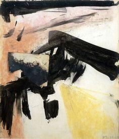 dailyartjournal: Franz Kline | Everything flows - panta rhei