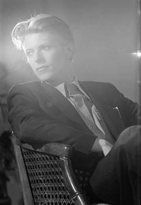 """""""As an adolescent, I was painfully shy, withdrawn. I didn't really have the nerve to sing my songs on stage, and nobody else was doing them. I decided to do them in disguise so that I didn't have to actually go through the humiliation of going on stage and being myself.' - David Bowie"""