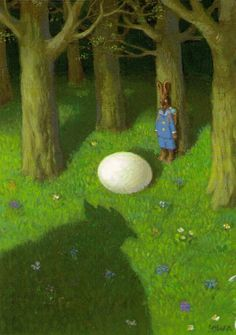 Michael Sowa -- not sure what this means, but it is intriguing and slightly disturbing