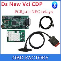 115.30$  Watch here  - New ! 14R3/15R3 with Keygen!! Double green pcb v3.0 nec relays TCS CDP with Bluetooth scanner for Cars /Trucks 3in1 3pcs DHL
