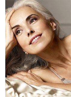 Yasmina_Rossi -- age is just a number. There is beauty in every stage of life.