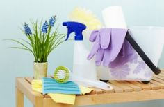 30-Day Spring Cleaning Plan