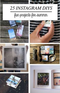 25 Fun Instagram Projects for Summer!