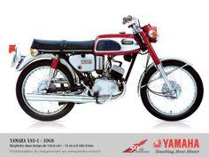 Yamaha YAS-1 - 1968 ad.