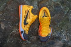 86c083b051fb2 Nike Kobe 10 Elite Low Chester Release Date. Nike Kobe 10 Elite Low Rivalry  Release Date Total Orange