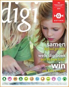 Digi - online magazine over digitale prentenboeken