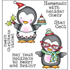 ⌘ ☀ Ð Å ℝ Č ї ℰ̨̃ § ☀ L L Č ☀ Darcie's Heart & Home Cling Rubber Stamps HOMEMADE CHEER JCS221 ($9.99)
