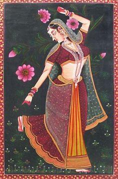 Rajasthani art