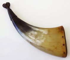 Contemporary Makers: Priming Horn by Jeff Bottiger