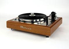 Thorens TD 160 MKII Plattenspieler turntable Designerstück restauriert snake in TV, Video & Audio, Heim-Audio & HiFi, Plattenspieler/Turntables | eBay