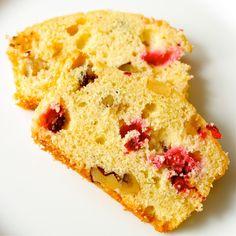 CosmoCookie: Cranberry Orange Walnut Loaf