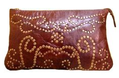 morrocan clutch - i would wear this out