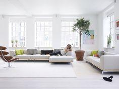 Sofas | Seating | Delphi EJ 450 | Erik Jørgensen | Hannes. Check it out on Architonic