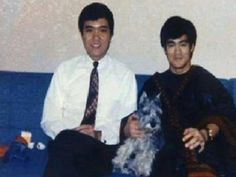Rare Photos, Cool Photos, Peter Lee, Bruce Lee Photos, Mix Photo, Brandon Lee, New Pictures, A Good Man, My Idol