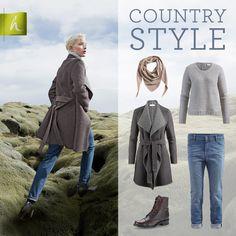 hessnatur - country look #boyfriend #denim #fairfashion #bio #biomode